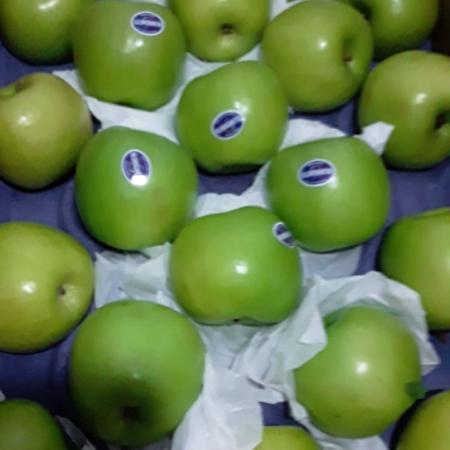 """Manzana verde chica """"comercial"""" x kg"""