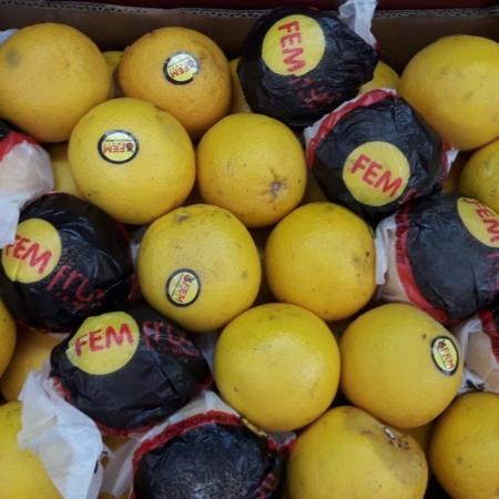 Naranja  p/ jugo x kg – muy dulce