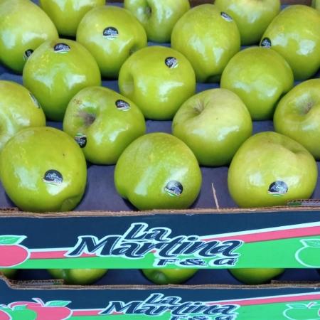 "Manzana ""la martina"" verde x kg"